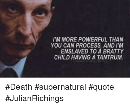Supernatural Death Quotes: 25+ Best Memes About Supernatural Quote