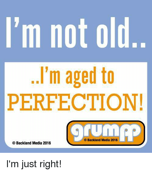 Aged to perfection 34 blonde moment 4