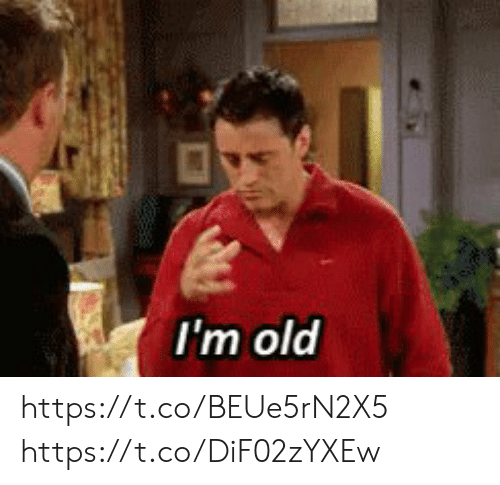 Im Old: I'm old https://t.co/BEUe5rN2X5 https://t.co/DiF02zYXEw