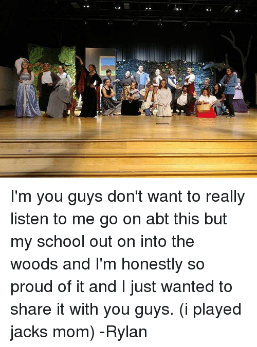 Funny Into The Woods Memes Of 2017 On Sizzle