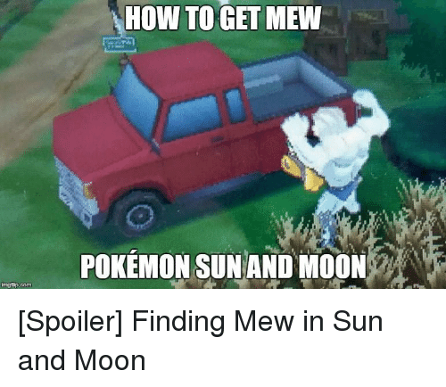 pokemon moon how to get tseerana