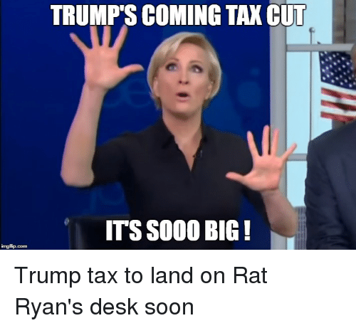 25+ Best Memes About Trump Tax