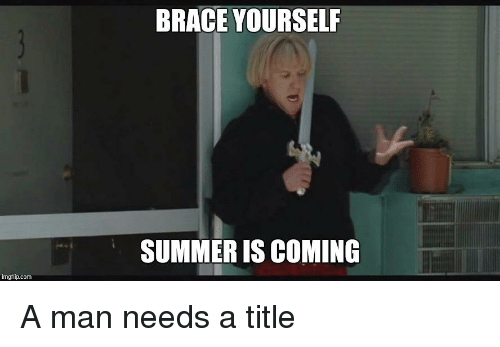 Brace Yourselves Summer Is Coming: 367 Funny Braces Memes Of 2016 On SIZZLE