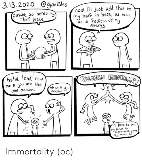 immortality: Immortality (oc)