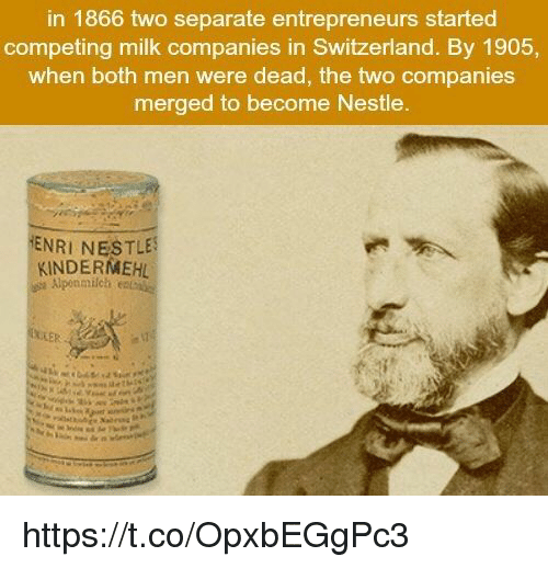 The Company That Invented T