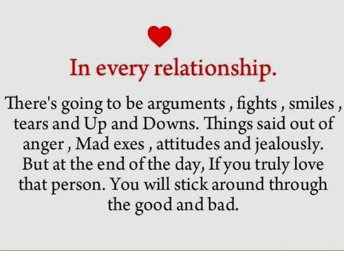 how to come out of a bad relationship