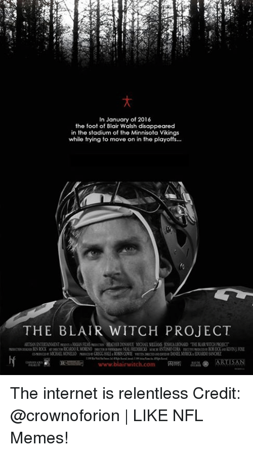 Blair Walsh Misses 3 Field Goals >> ️ 25+ Best Memes About Blair Walsh | Blair Walsh Memes