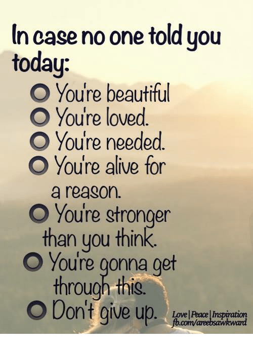 Your Stronger Than You Know Quotes