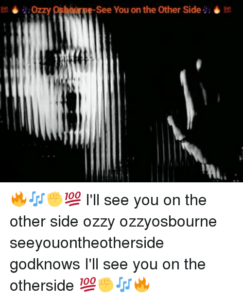 SEE YOU ON THE OTHER SIDE Chords - Ozzy Osbourne | E-Chords