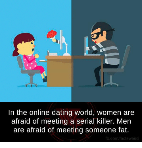 Online dating murderer meme