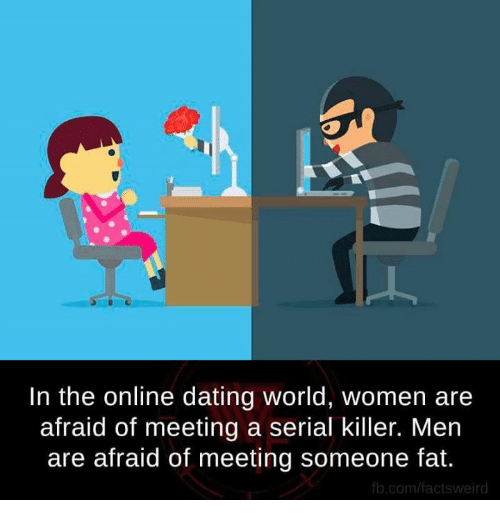 Losers use dating sites