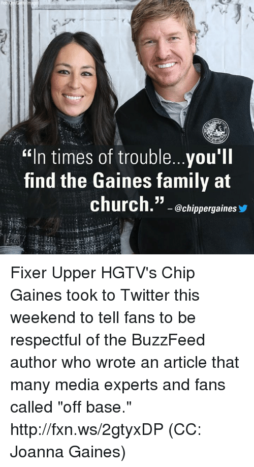 in times of trouble youll find the gaines family at church 8748634 🔥 25 best memes about joanna gaines joanna gaines memes