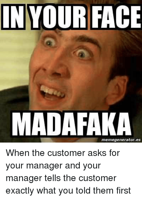 Funny Memes For Retail : Funny retail memes of on sizzle work