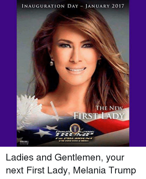 Funny First Lady Meme : Inauguration day jan uary the new ladies and