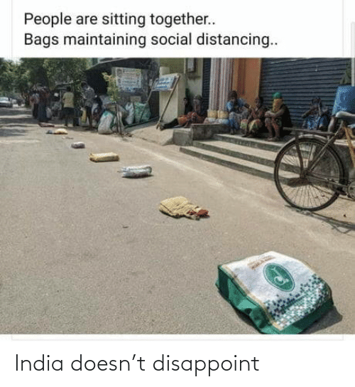 India: India doesn't disappoint