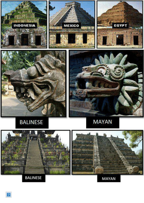 "Troll, Aliens, and Http: INDONESIA  MEXICO  BALINESE  MAYAN  BALINESE  MAYAN <p><img alt="""" src=""http://troll.me/images/ancient-aliens-guy/its-not-aliens-but-its-aliens.jpg""/></p>"