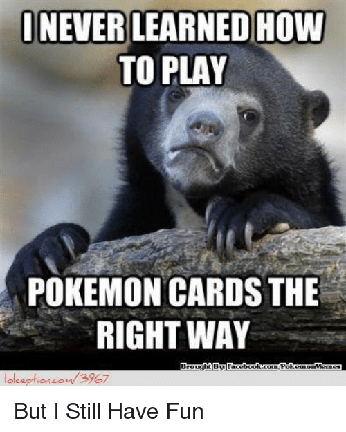 how to play pokemon cards In the competitive field of trading card games, few stick around long enough to make any sort of lasting impression, especially those that spawned from existing.