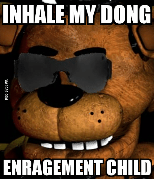 Inhale My Dong Enragement Child: INHALE MY DONG  ENRAGEMENT CHILD
