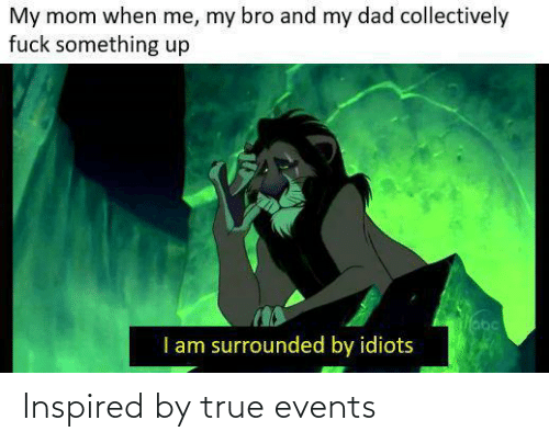 events: Inspired by true events