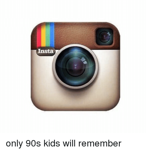 memes: Insta only 90s kids will remember