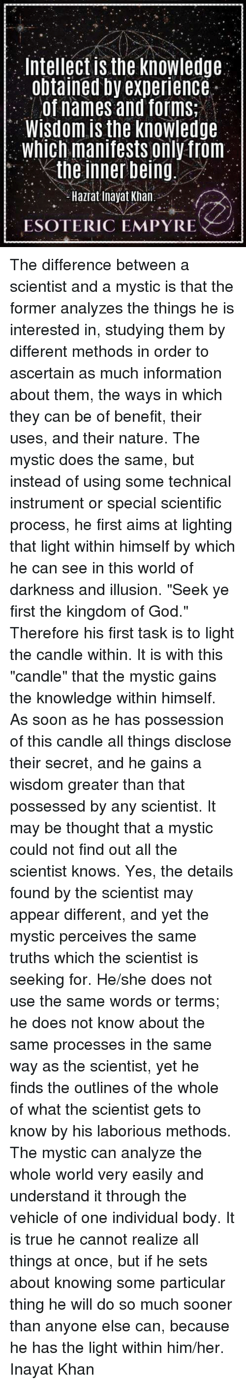 a comparison of knowledge and wisdom which may seem alike Some of the second-century church apologists followed a similar line of to complete the picture, proverbs 2:6 tells us, for the lord giveth wisdom: out of his mouth cometh knowledge and understanding god is the the 'hypostatization' of wisdom or torah did not seem to undermine.