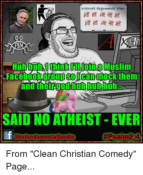 Christian girl dating atheist