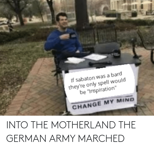 german army: INTO THE MOTHERLAND THE GERMAN ARMY MARCHED