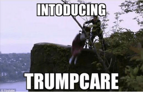 intoducing trump care youtube 8678470 intoducing trump care youtube meme on sizzle