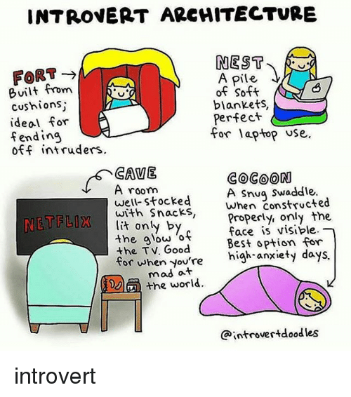 introvert architecture nest fort a of soft built from blankets 10127438 introvert architecture nest fort a of soft built from blankets