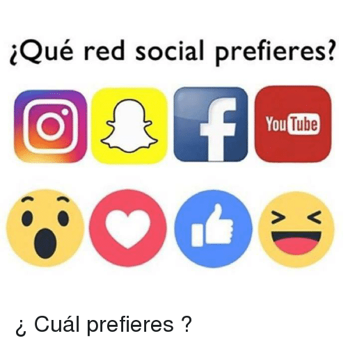 Youtubeable: iQué red social prefieres?  O f f  YouTube ¿ Cuál prefieres ?