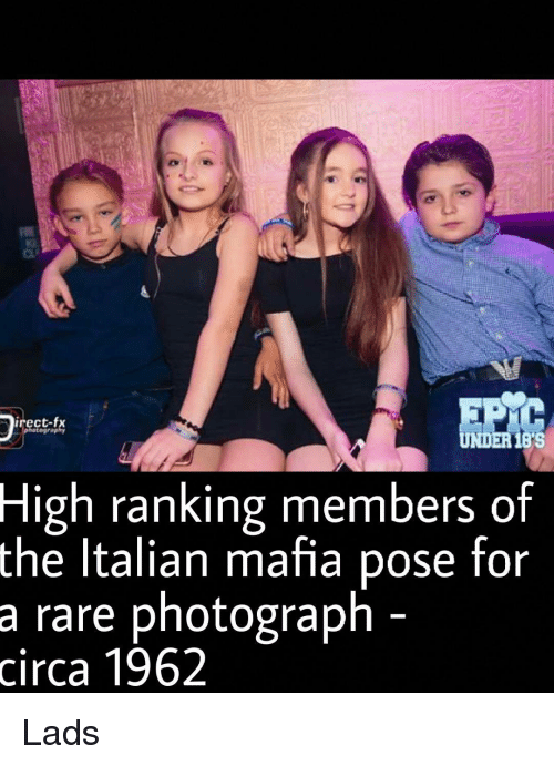 irect f under 18s high ranking members of the italian mafia 14663722 🔥 25 best memes about when does back to the future take place