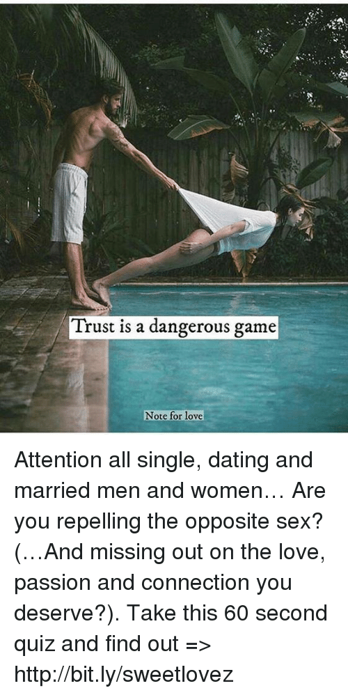 5 Dangers of Dating a Married Man