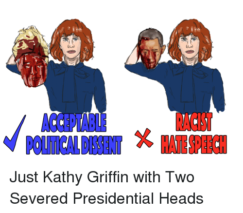 Kathy Griffin, Iss, and Griffin: iss  Ad  MATESPECH
