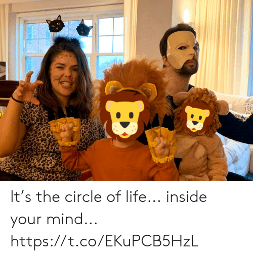 The Circle: It's the circle of life... inside your mind... https://t.co/EKuPCB5HzL