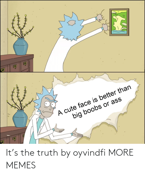 the truth: It's the truth by oyvindfi MORE MEMES