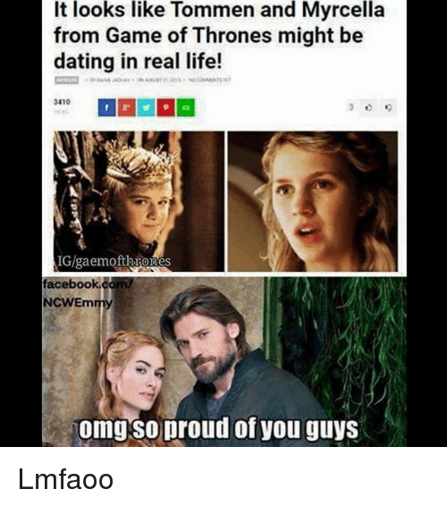 Dating real life games
