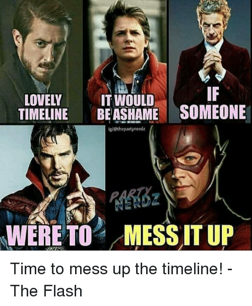 Funny Meme For Facebook Timeline : Funny the flash memes of on sizzle