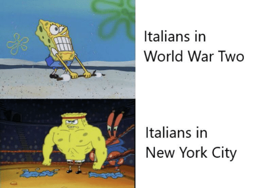 italians: Italians in  World War Two  Italians in  New York City
