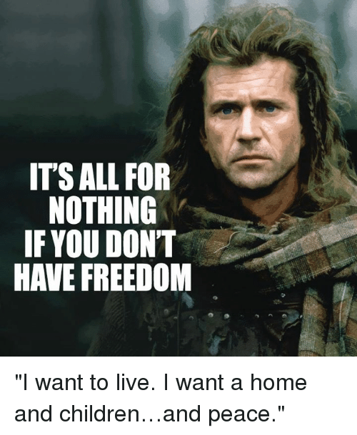 Life Without Freedom Quotes: Mesmerizing Quotes In 2017 I Want To Live My Life Without