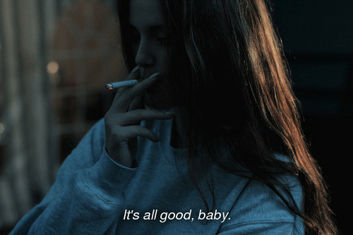 it's all good: It's all good, baby