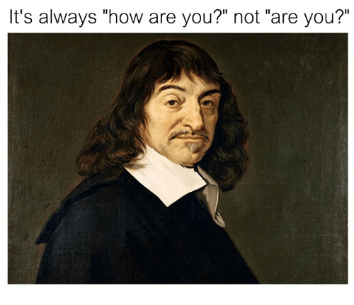 """Classical Art, How, and You: It's always """"how are you?"""" not """"are you?"""""""