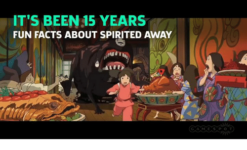 Funny Spirited Away Memes of 2017 on SIZZLE | Interest