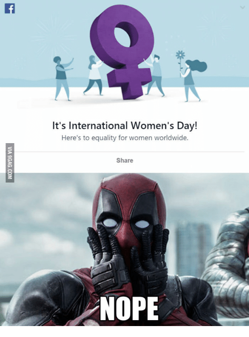 Funny International Women S Day Memes : It s international women day here to equality for