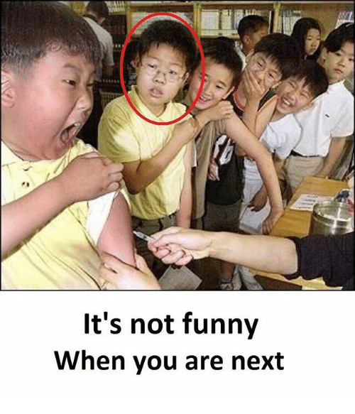 Funny, Memes, and 🤖: It's not funny  When you are next