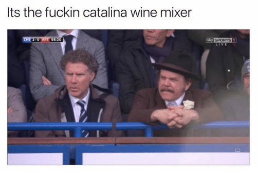 Sports, Wine, and Catalina Wine Mixer: Its the fuckin catalina wine mixer  2.0  56 20  SPORTS 1