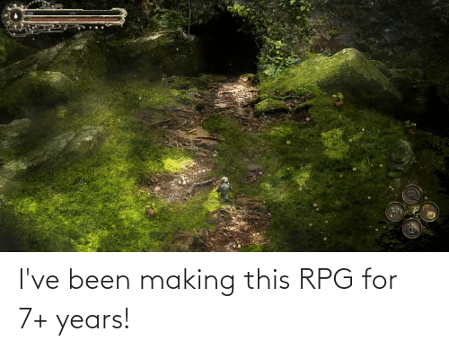 rpg: I've been making this RPG for 7+ years!