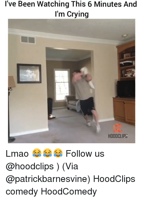 Funny and Hoodcomedy: I've Been Watching This 6 Minutes And  I'm Crying  HOODCLIPS Lmao 😂😂😂 Follow us @hoodclips ) (Via @patrickbarnesvine) HoodClips comedy HoodComedy