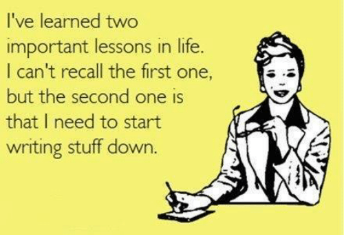 I need writing lessons?