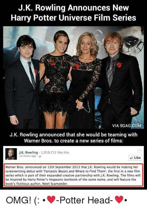 an analysis of the harry potter series by jk rowling However, the author of the series, j k rowling, describes herself as a practising christian, and many have noted the christian references which she includes in the final novel harry potter and the deathly hallows.