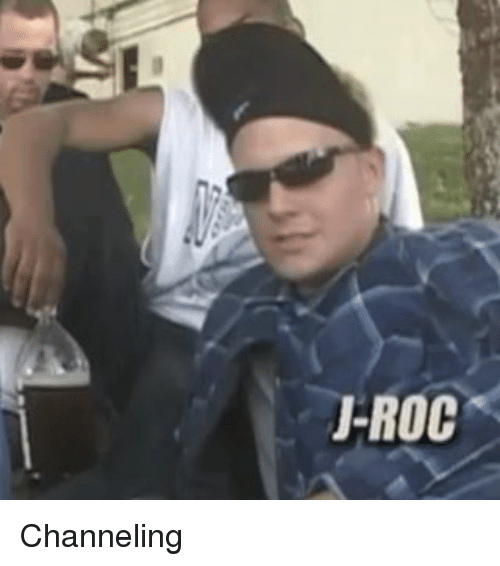 Memes, 🤖, and Roc: J-ROC Channeling